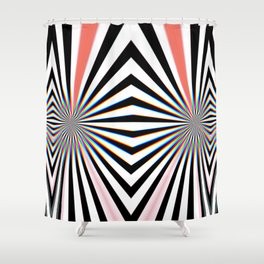 Hypno Shower Curtain