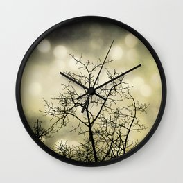 Magic Hour Wall Clock