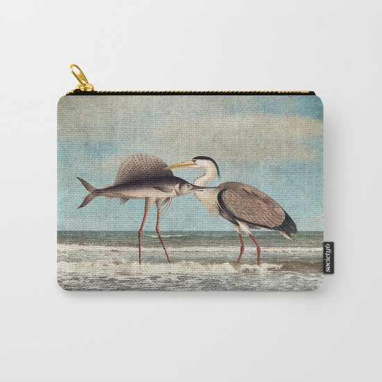 The Fish That Sold Its Soul for Love Carry-All Pouch