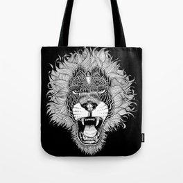 LION-HEAD Tote Bag