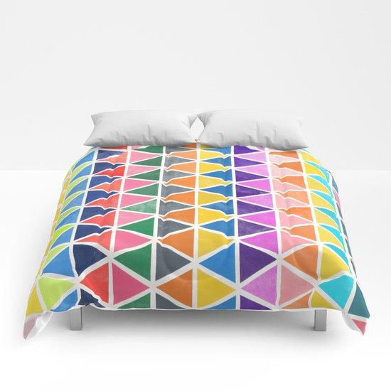 unfolding 2 Comforters