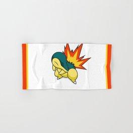 Cyndaquil #155 Hand & Bath Towel