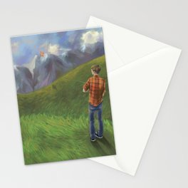 Kite Weather Stationery Cards