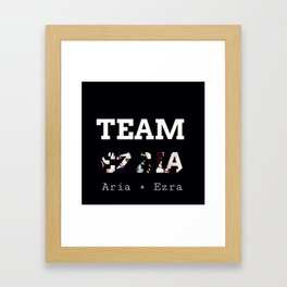 Ezria Framed Art Print