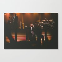 sam smith Canvas Prints featuring Sam Smith by sallyclaark