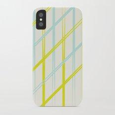 Diagonals  Slim Case iPhone X
