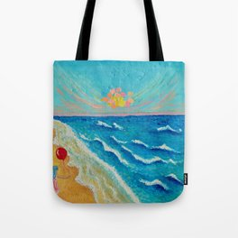Young and free Tote Bag