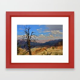 Grand Canyon, 001 Framed Art Print