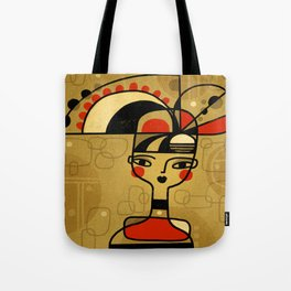 FLAMBOYANT HAT Tote Bag