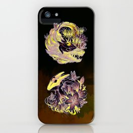 Wolf and Lamb (Kindred) - Light iPhone Case