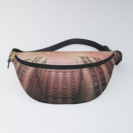 Fire Over The Loop Fanny Pack
