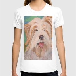 Terrier Portrait T-shirt
