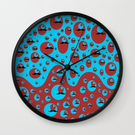 Individuals Wall Clock