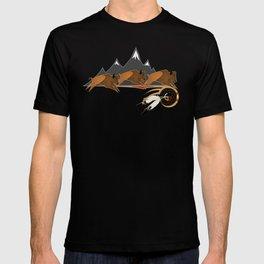 Native American Indian Buffalo Nation T-shirt