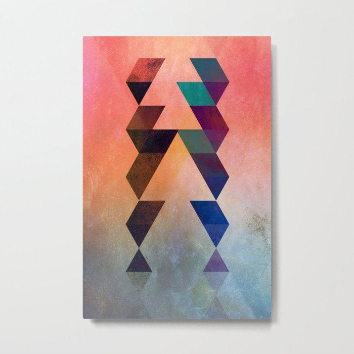 clymb Metal Print