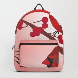 North Cardinal Bird Backpack