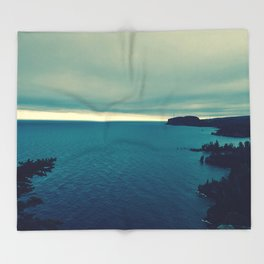 The North Shore Throw Blanket
