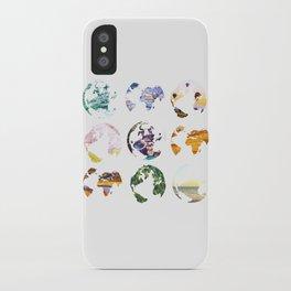 Globes iPhone Case