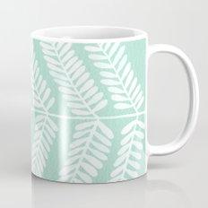 Mint Leaflets Mug