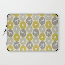 Bagels and Weims Laptop Sleeve