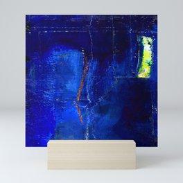Into The Blue No.3a by Kathy Morton Stanion Mini Art Print