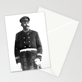 Merchant Marine (Black & White) Stationery Cards