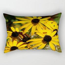 Backed Eyed Susan In Autumn Rectangular Pillow