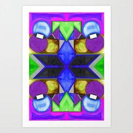 十二 (Shí'èr) Art Print