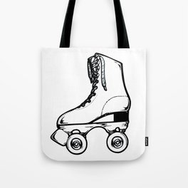 Tote Bag - Ice Skates by VIDA VIDA