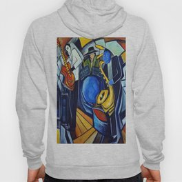 The Jam Session Hoody