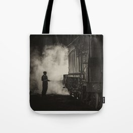 Routine Maintenance Tote Bag