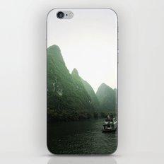 Li River II iPhone & iPod Skin