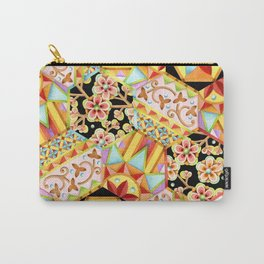 Gypsy Patchwork (printed) Carry-All Pouch