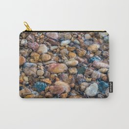 Moana Pebble Texture Carry-All Pouch
