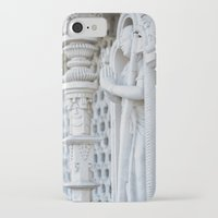 spiritual iPhone & iPod Cases featuring Spiritual by Gunjan Marwah