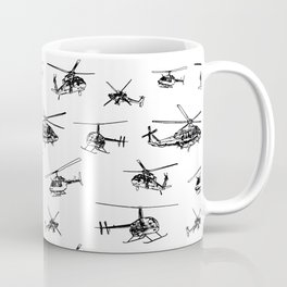 Helicopters Coffee Mug