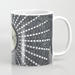 Phases // Moon Calendar 2017 Coffee Mug