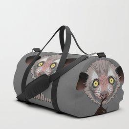 Aye-Aye Lemur Duffle Bag
