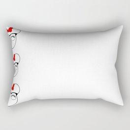 Minnie Nerd Rectangular Pillow