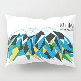 Kilimanjaro Pillow Sham