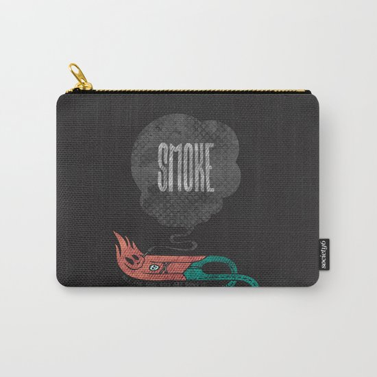 Smoke! Carry-All Pouch