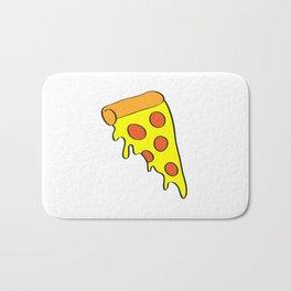 i want pizza Bath Mat