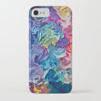 notebook iPhone & iPod Cases featuring Guardian's Notebook by Tanya Shatseva