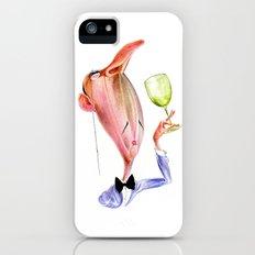 Wine Snob No.1 Slim Case iPhone (5, 5s)