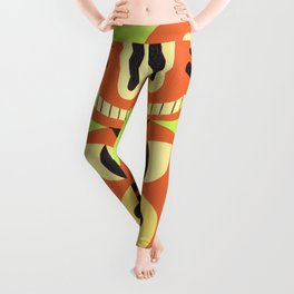 Totem Cat Leggings