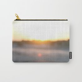 """""""Dusk at Tybee Island, Georgia"""" by Simple Stylings Carry-All Pouch"""