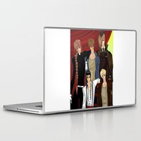 gundam Laptop & iPad Skins featuring Gundam Wing by artwaste