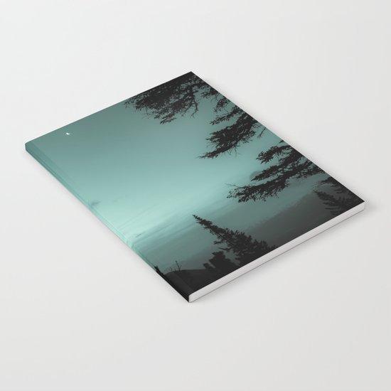 Moonlight Poem Notebook