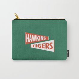 Hawkins High Tigers Carry-All Pouch