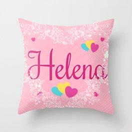 *Helena * Throw Pillow